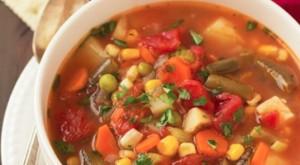 Specialus sriubos receptas
